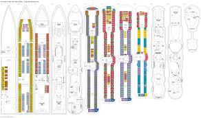 serenade of the seas deck 9 deck plan tour