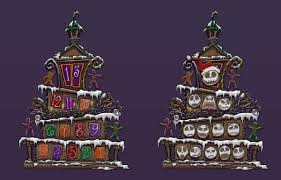 gingerbread faces of jack disneyexaminer