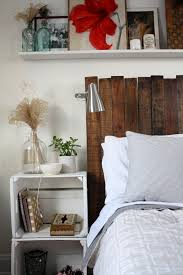 Amazing DIY King Headboard  Outstanding Diy Headboard Ideas To - Ideas to spice up bedroom