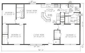 Historic Home Floor Plans by Double Wide Floor Plans 2 Bedroom Pyihome Com