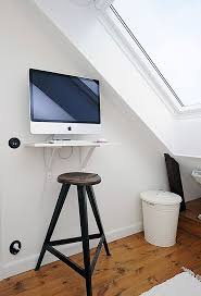 computer desk ideas for small spaces best 25 small computer desks ideas on pinterest space saving