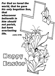 pictures free christian easter coloring pages games resource