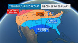 winter 2015 16 outlook colder south and east coast warmer
