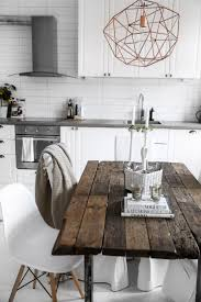 Kitchen Rustic Design by 25 Best Rustic Kitchen Tables Ideas On Pinterest Diy Dinning