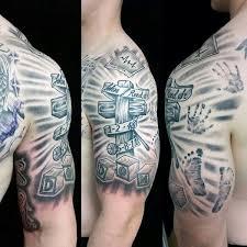 top 60 best footprint tattoos for ink design ideas