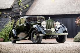 vintage rolls royce phantom 1936 rolls royce phantom iii owned by field marshal montgomery is