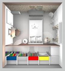 Ikea Armadi A Muro by Plani Volumetrico Camera Con Cabina Armadio Abitabile