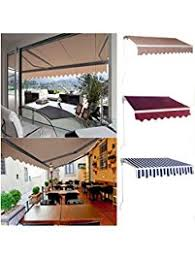 Awnings For Patio Patio Awnings Amazon Com