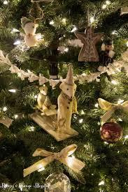 classic vintage christmas tree petite haus