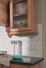 kitchen cabinet bottom molding kitchen decoration