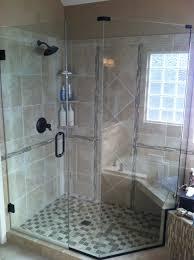 inline shower doors custom glass image gallery loversiq
