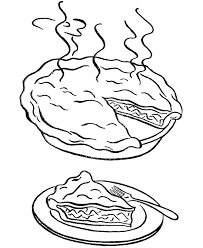 thanksgiving dinner coloring page sheets thanksgiving dinner