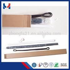 custom various magnetic waterproof rubber magnet strip sliding