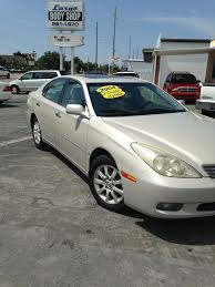 lexus es330 sport design 2004 lexus for sale in clearwater fl 33756