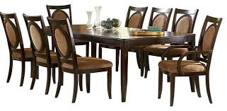 steve silver montblanc 9 piece dining room set with leaf