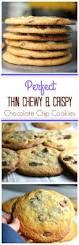 best thin u0026 crispy chocolate chip cookies u2013 the baking chocolatess