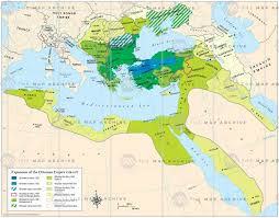Beginning Of Ottoman Empire Transformation Of The Ottoman Empire 1328 1672