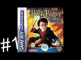 harry potter et la chambre des secrets gba harry potter et la chambre des secrets gba episode 1
