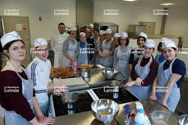 cours de cuisine moselle edition de forbach matthieu otto chef primé dans les cuisines du