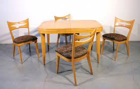 chair heywood wakefield wishbone table and chairs urbanamericana