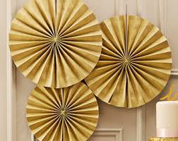 gold decoration etsy