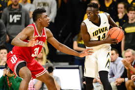 indiana hoosiers vs iowa hawkeyes game preview tv time odds