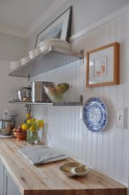 kitchen 25 beadboard kitchen backsplashes to add a cozy touch