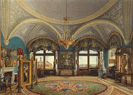 palace interiors interiors of the winter palace the corner drawing room of emperor