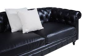What Is Chesterfield Sofa by Madison Home Usa Tufted Leather Chesterfield Sofa U0026 Reviews Wayfair