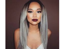 gray hair fad why the grey hair trend needs to stop please