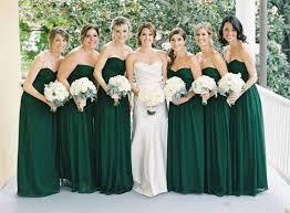 i love the hunter green bridesmaid dresses ideas for nic u0027s