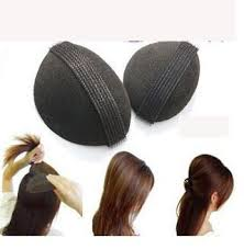 hair puff fashion hair puff paste heightening princess hairstyle device