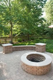 pictures of backyard fire pits best 25 stone fire pit kit ideas on pinterest outdoor fire pit