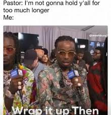 Migos Meme - offset speaks about the migos and chris brown fight aman magazine