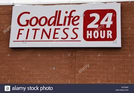 goodlife fitness sign of fitness and health club open 24 hours in