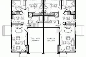 one story duplex floor plans joy studio design gallery one story