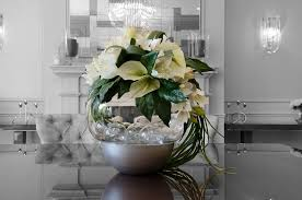 dining room table flower arrangements silk flower arrangements for dining room table 13528