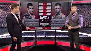 ufc 207 inside the octagon dominick cruz vs cody garbrandt