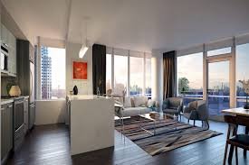 Level Furnished Living Williamsburg Waterfront Luxury Rentals Level Bk