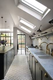 kitchen ceiling lights kitchen ceiling lighting factorylux for north london project