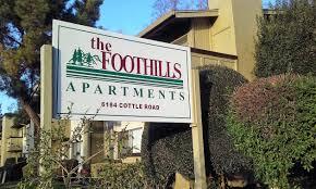 Kaiser San Jose Map The Foothills Apartments San Jose Ca Walk Score