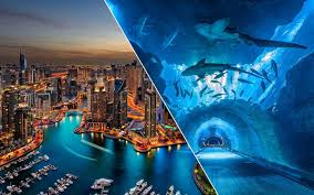 Burj Khalifa Burj Khalifa Dubai Aquarium City Tour Combo Dubai Headout