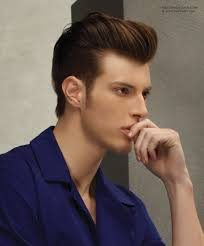 soft under cut hair stylish undercut hair for men