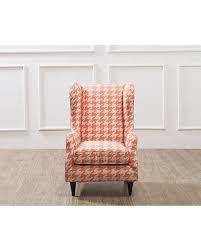 Wing Chair Petite Phoebe Wing Chair Arbor U0026 Troy