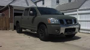 jeep plasti dip nissan titan camo green plasti dip cars pinterest nissan