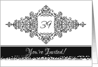 39th birthday invitations from greeting card universe