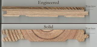 engineered vs solid wood flooring which is best for me wood