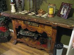 Rustic Sofa Table by 1249 Best Western Rustic Furniture Images On Pinterest Rustic