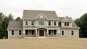Garage Homes by Cherry Hill Homes Inc Portfolio 3 000 Sf Colonial With Three
