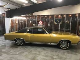 Monte Carlo 2 Door 1970 To 1972 Chevrolet Monte Carlo For Sale On Classiccars Com